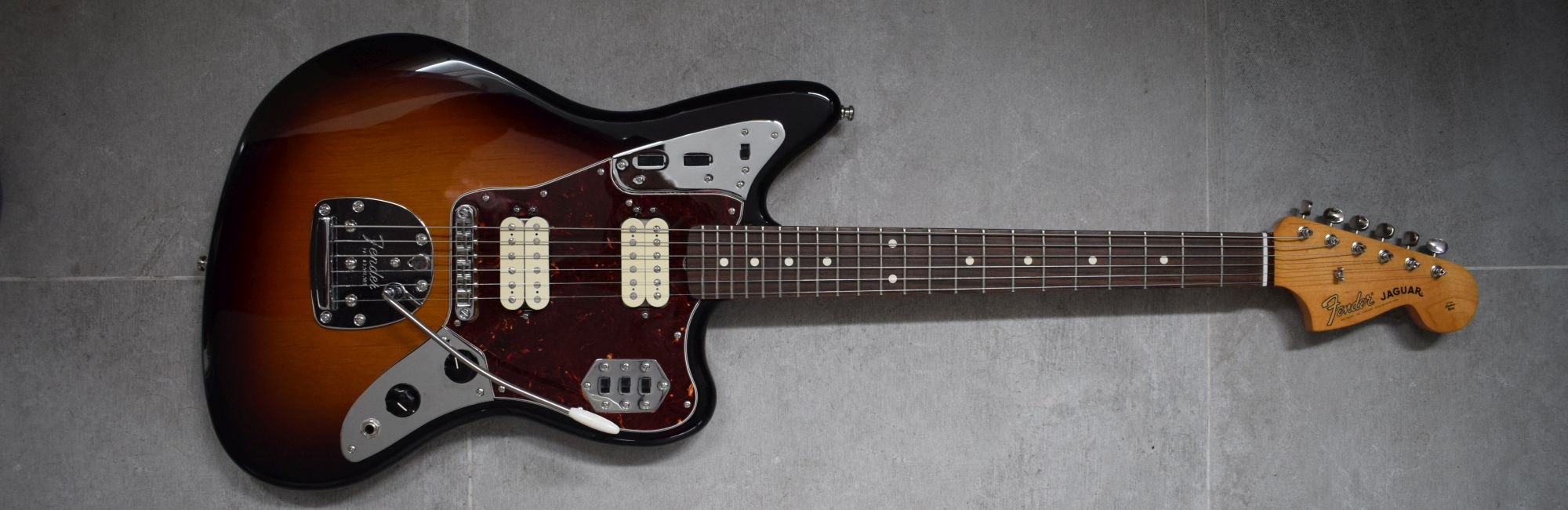 Fender Jaguar Classic Player Special HH